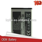 mobile phone battery msds for Samsung X128/X150/X158/X168/X200/X208/X218/X268