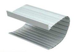 aluminium protecting curtain