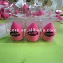 2012 hot-selling latex-free beauty sponge , cosmetic blender sponge with LOGO