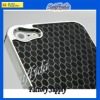 Hot selling football grain design smart cover case for iphone 5