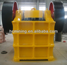 ISO quality jaw crusher/quarry dust crusher