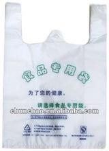 T-shirt shopping bag on printing