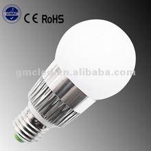 5W 85-260V high Power E27 dimmable G60 LED global light bulb