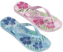 rubber thong flip flop 2012