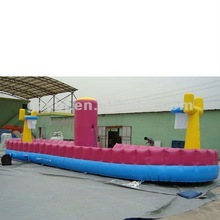 Bungee basketball shoot Inflatable sport for competition