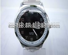 Bewell wrist watches, quality stainless steel watch Shenzhen