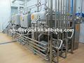 conjunto completo de procesamiento de leche y productos lácteos de la planta