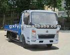 Popular China Sinotruck 2 Ton Small Diesel Light Truck