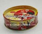 NICE-CAN baby food milk powder 125*37mm