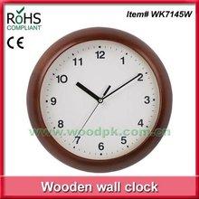 30.5cm Woodpecker specialty brand timer quartz bathroom wall clock decor