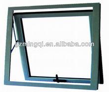aluminum top hinged roof window