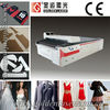 Laser apparel cutting machine price with auto marker making