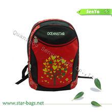 2012 christmas gift best quality led flashing school bag