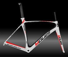 Super light carbon road frame 2012, carbon frame racing bike, new road frameset FM139