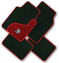 colorful decorative car mat
