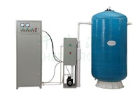 Ozone generator with complete set for swimming pool