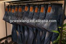 Men fashion jeans,2012 winter colection denim pants
