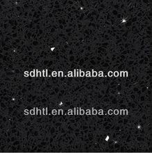 black galaxy quartz stone