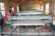 reed knitting machine for sleep mat