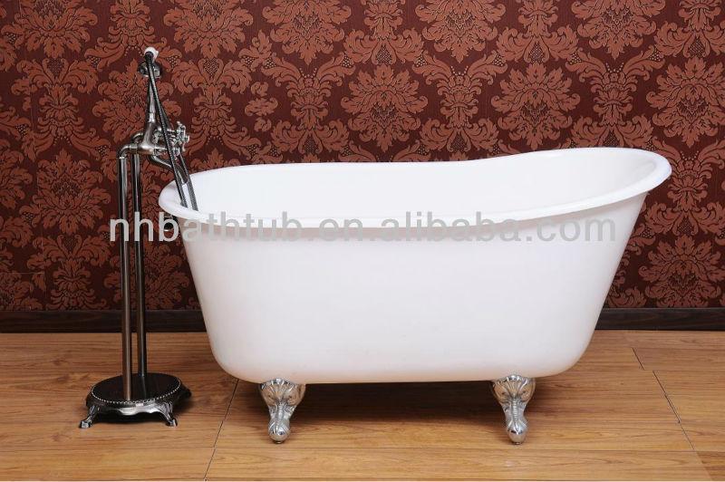 baby free standing bathtub coloured bath tubs on chrome. Black Bedroom Furniture Sets. Home Design Ideas