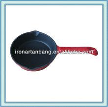 enamel cookware Frying pan and soup pan Dual purpose