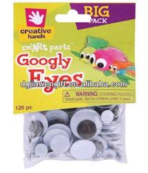 Large Plastic eyes for toys