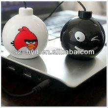 Mini Bomb Portable laptop Speaker(NT-EI002)