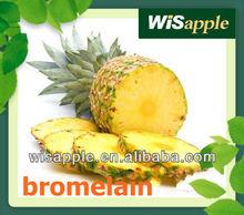GMP bromelain papain plant enzyme supplier