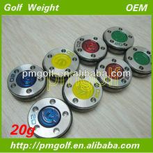 20g Unique Golf Club Weights