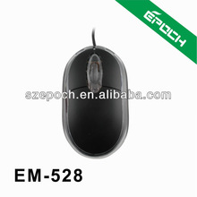 Factory oem best wired optical mouse 2012