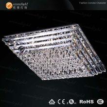 2012 New model chrome ceiling light OM6805-24S DIA 80cm