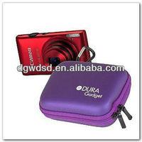 custom made 2013 best selling good quality waterproof cheap utility EVA camera mini bag
