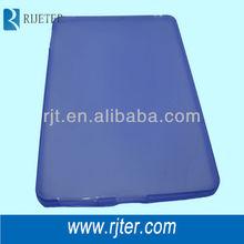 elegant Purple colour TPU case for Ipad
