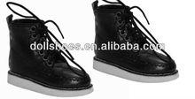 Fashion high heel BJD boots, cute mini doll sport shoes for 1/6 bjd, doll accessories