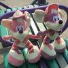 lovely mouse plush toy/beautiful plush toy/stuffed plush toy