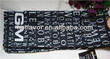 100% cotton promotional printed beach towel/Cheap beach towels
