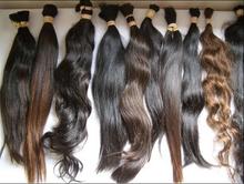 Colored Coarse Natural Hair, Non Virgin Coarse Hair, Thick Hair Wavy Non Virgin