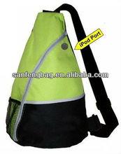 triangle sling backpack single strap backpack