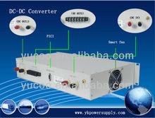 48vdc to 24vdc 20a 19Inch Rack Mount dc/dc converter 24v