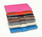 book style pu for ipad mini case