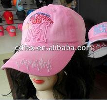 100% cotton fashion baseball caps vietnam