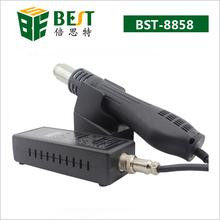 BEST-8858 100-650W Temperature Adjustable hot air soldering gun