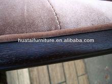Dark Walnut wood finish for living room furniture
