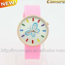 Custom Silicone Women's Watches Love Watch