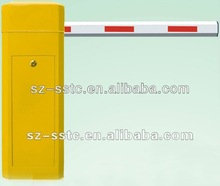 Vehicle access traffic barrier, barrier gate system