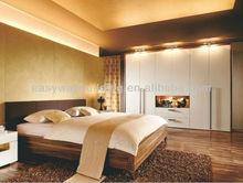 indian modular bedroom wardrobe design in sliding door