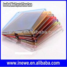 For iPad Mini Hard Crystal Clear Case