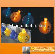 new 2012 Festival lighting ball ornament gift