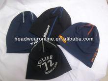 custom ski men's skull caps