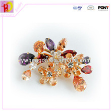 New Arrival 2014 fashionable geometry clear winter sweet hair ornaments.Hair ornament.